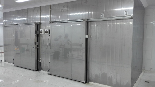 BLAST FREEZER FOR FOODSTUFF