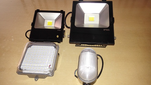 LED LIGHT FOR COLDROOM AND FREEZER