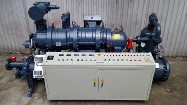 HANBELL 2 STAGES WATER CONDENSING UNIT